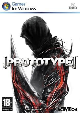 Prototype Playstation Games Ps3 Games Activision