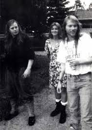 Axl With His Brother Stuart And Sister Amy Music Movies Guns