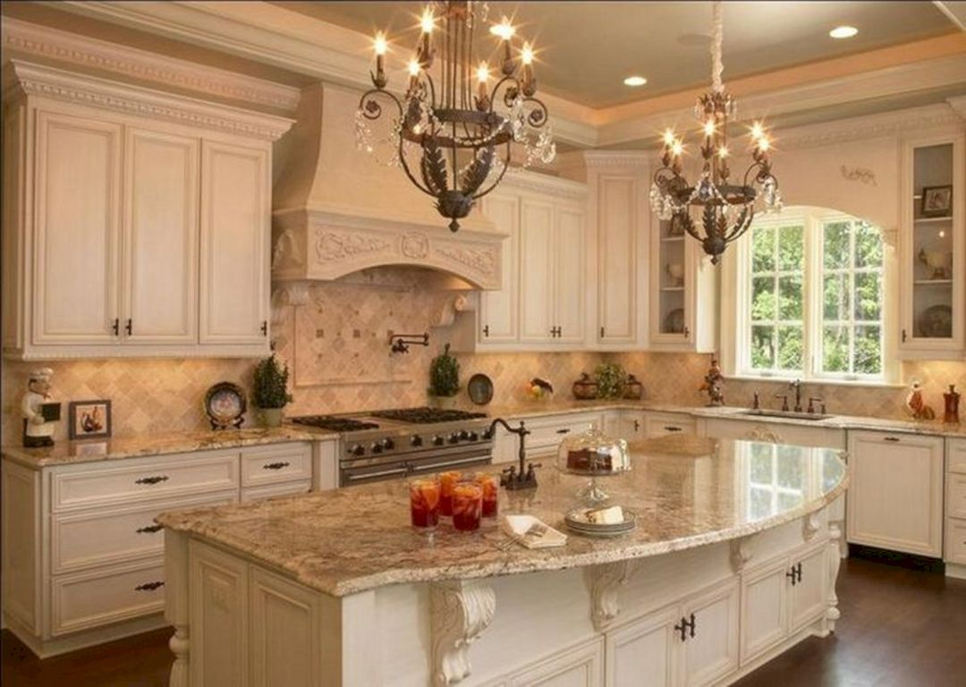 15 best inspirational french country kitchen designs ideas freshouz com country kitchen on kitchen remodel french country id=35391