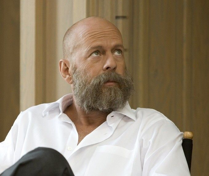 Fresh Bald with Beard Celebrity- alwaysdc.com
