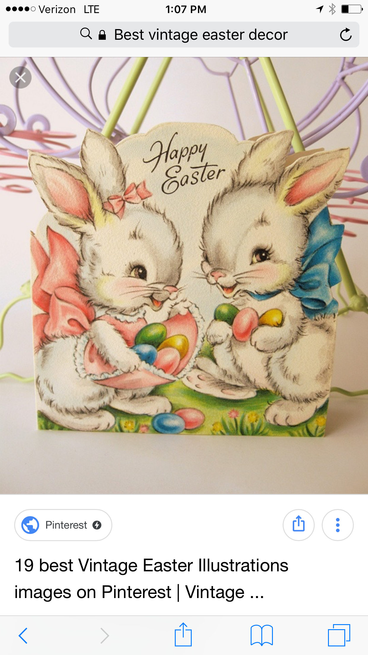 Pin By Mimi On Easter Vintage Easter Vintage Easter Cards