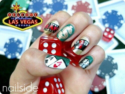 Las Vegas Nails Vegas Pinterest Las Vegas Nails Vegas Nails
