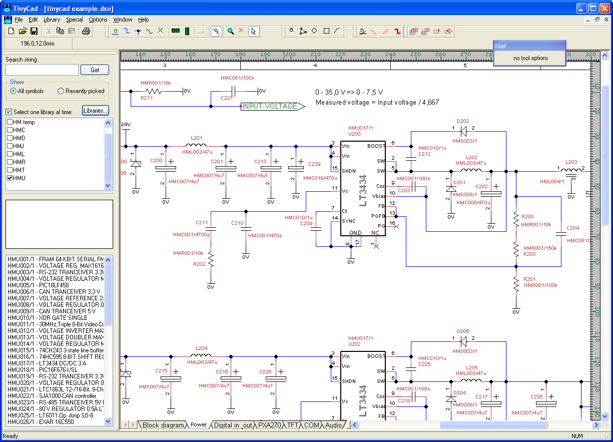 Electrical Circuit Software