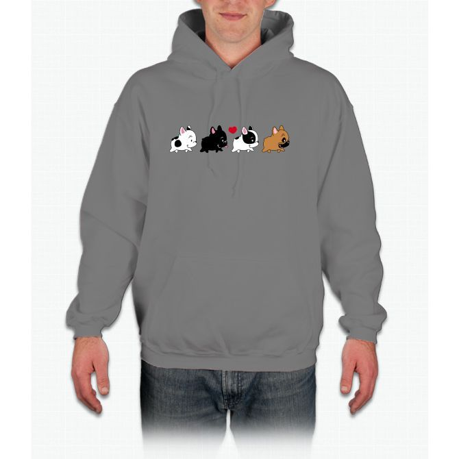 Frenchie Familly Hoodie