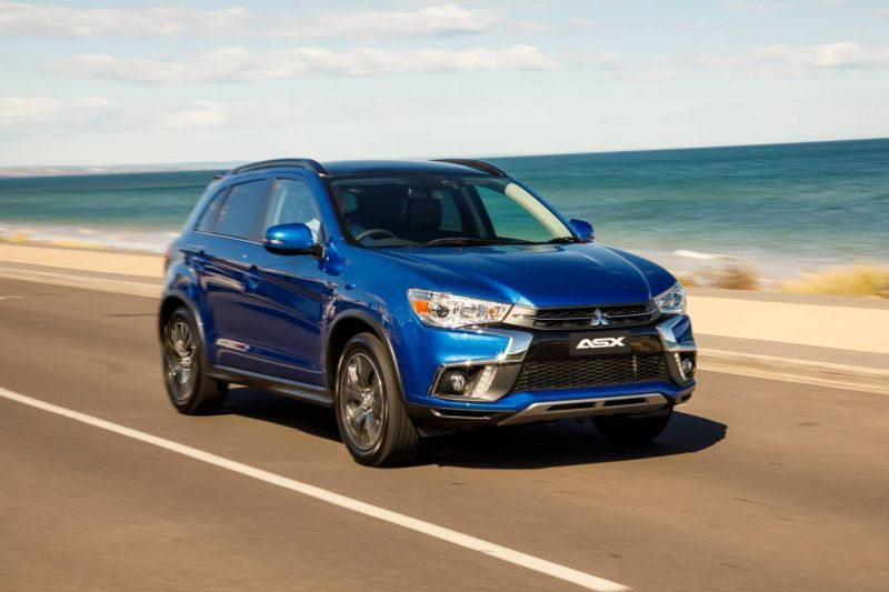 The Upcoming 2020 Mitsubishi Asx Will Cost Around 24 000 For The Base Model However With The Fully Loaded Exceed Model Will Reach Mitsubishi Mazda Suv Mazda
