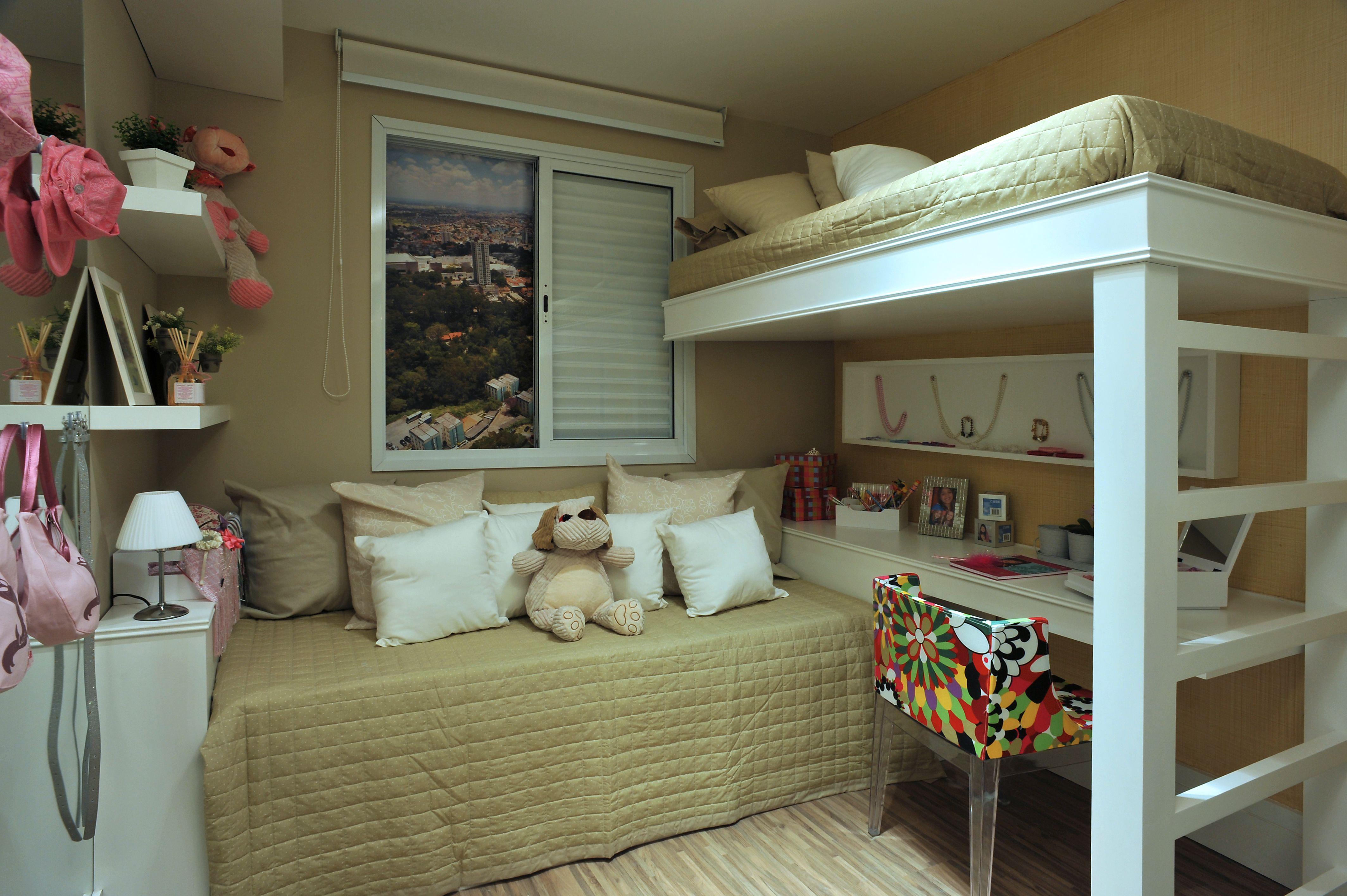 Décor, The Menina, Room ~ Quarto Rosa Bege