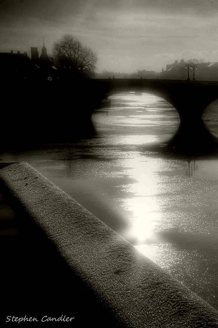 Ouse Bridge Silhouette... | Flickr - Photo Sharing!