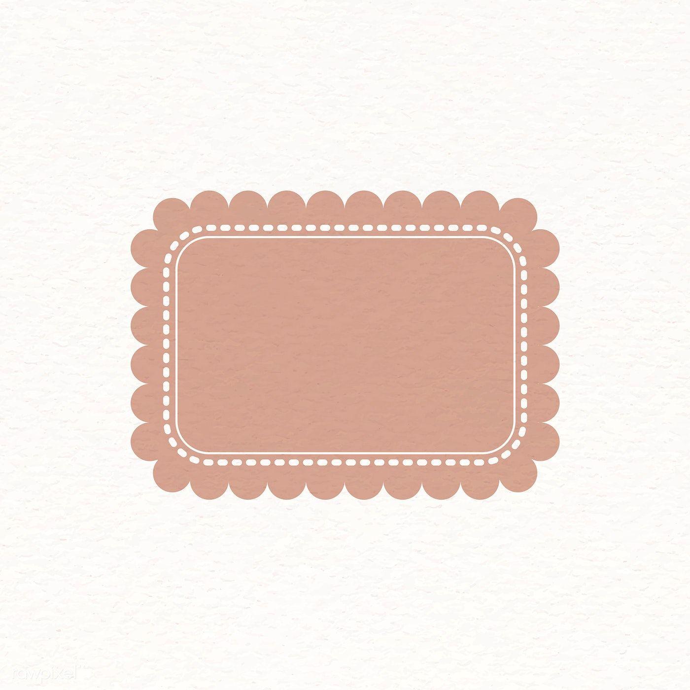 Brown Vintage Label Design Vector Free Image By Rawpixel Com Wan Vector Free Label Design Vintage Labels