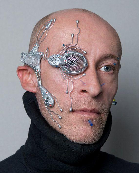 12 Awesome Décor Ideas For A Headstart On The Steampunk: Optimus G2 Cybernetic Head System