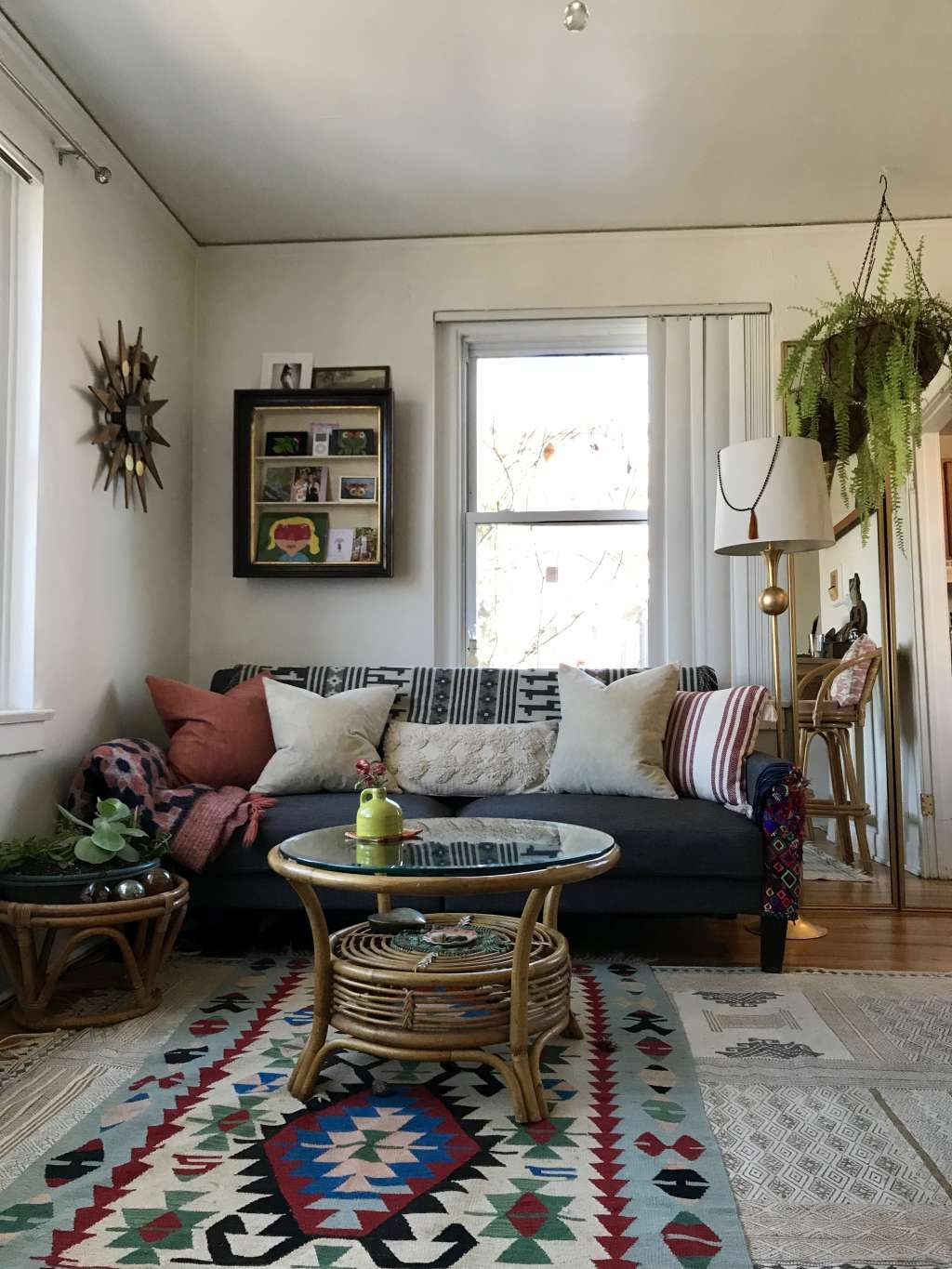 Best A Small Denver Apartment Is A Latin American Inspired Boho 400 x 300