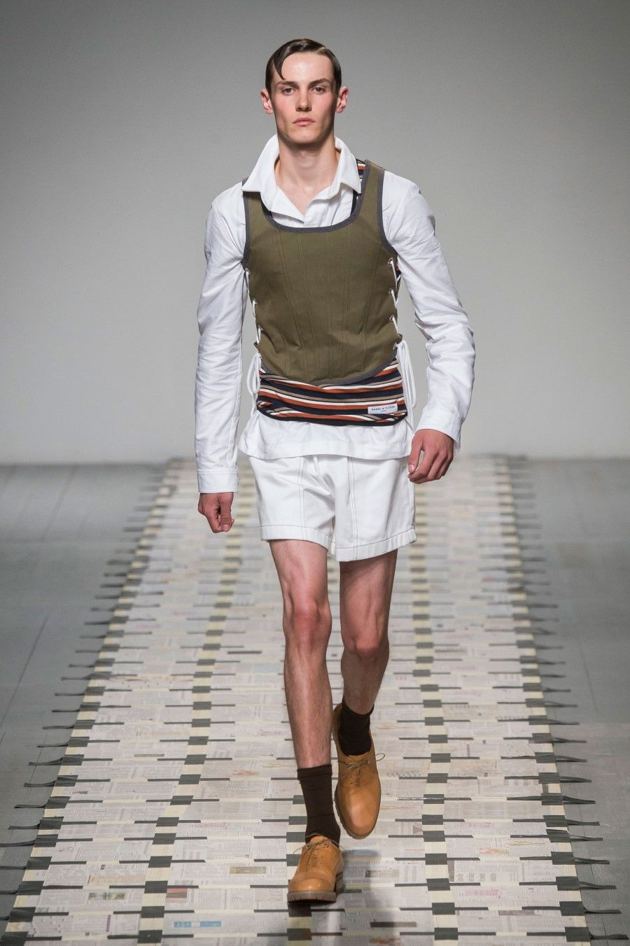 Daniel W Fletcher Spring Summer 2019 London Fashion Week Men S