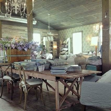 Comedores con estilo Shabby Chic | Shabby, Shabby chic style and Dining