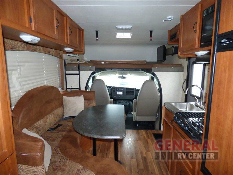 Used 2012 Coachmen Rv Freelander 21qb Chevy 3500 Motor Home Class