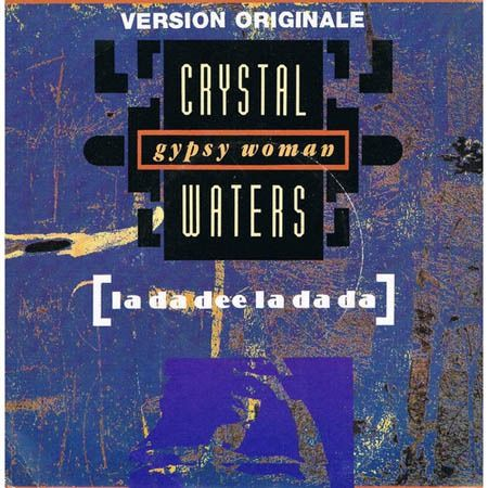 Crystal Waters – Gypsy Woman (single cover art)