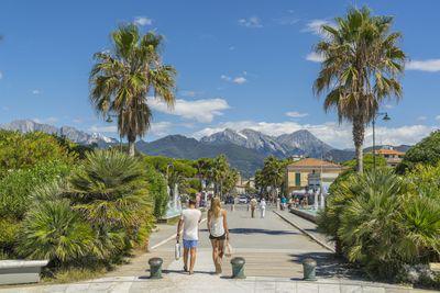 Getting Around Italy S Forte Dei Marmi Beach Resort Perfect