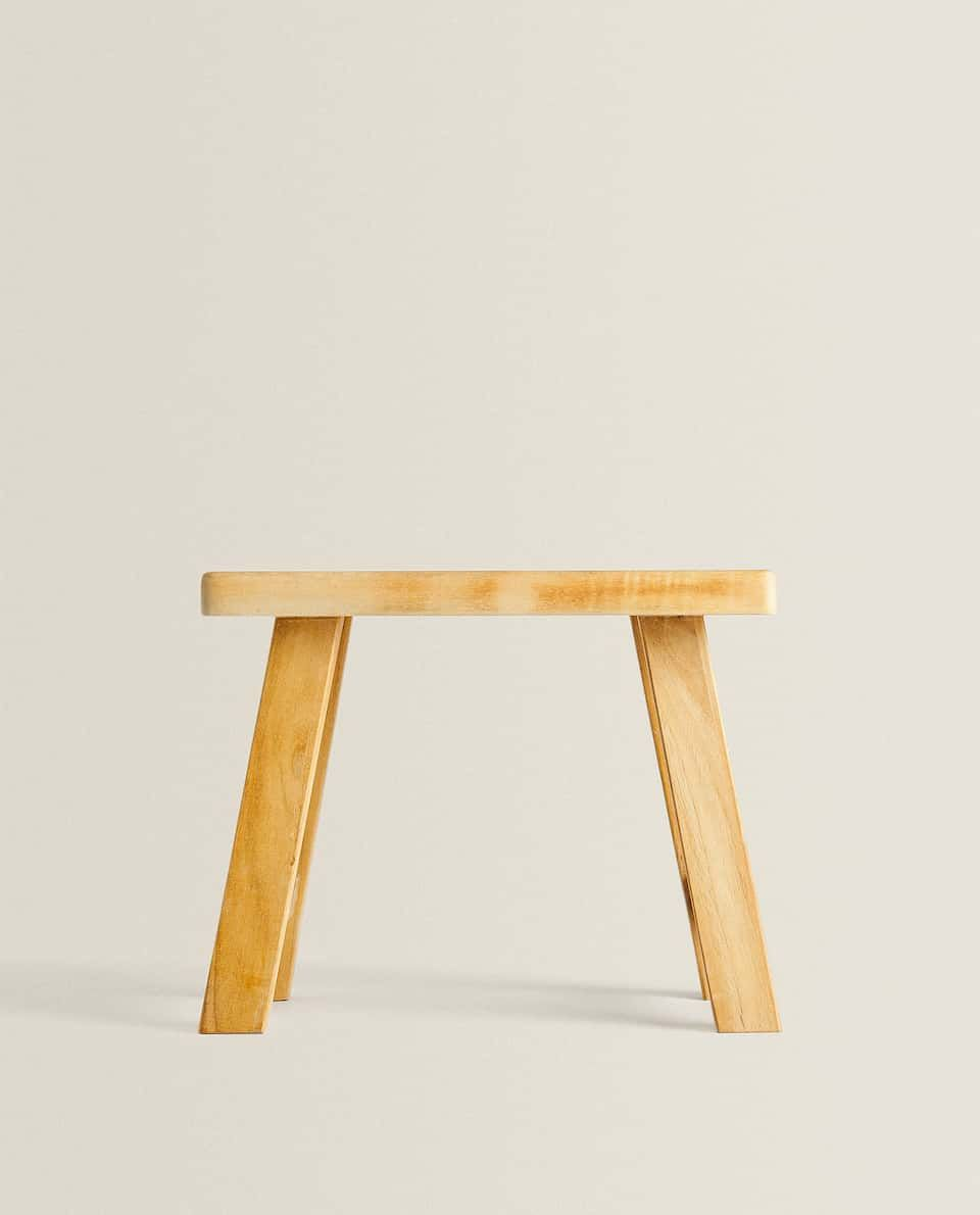 Petit Tabouret Collection Nouveautes Zara Home France In 2020 Zara Home Stool Small Stool Stool