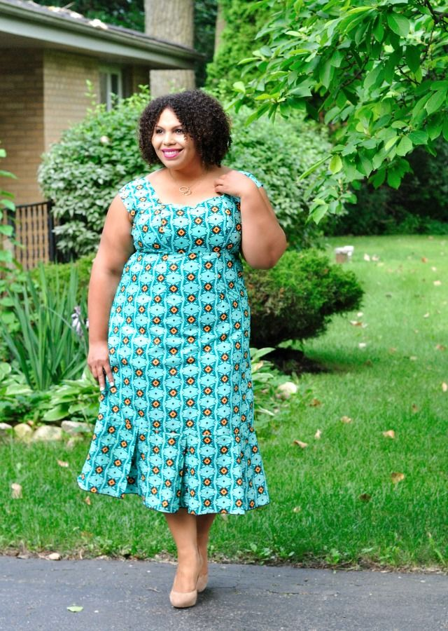 african inspired plus size dresses - google search | ankara