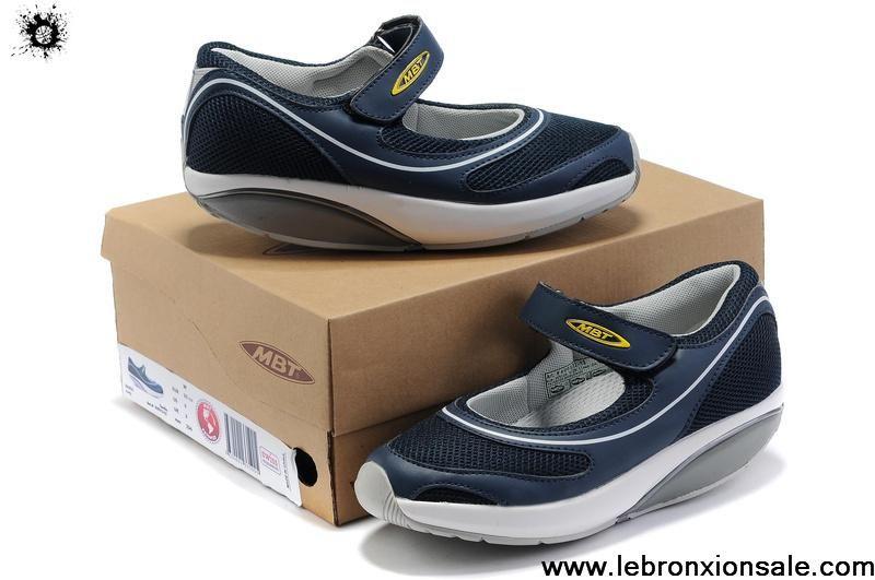 Cheap MBT Baridi Women Navy White Shoes Shoes Shop
