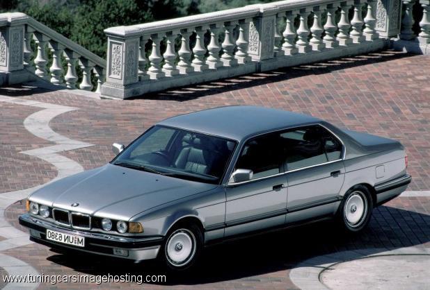 1987 BMW 750iL - BMW 7 Series Wikipedia the free encyclopedia Bmw ...