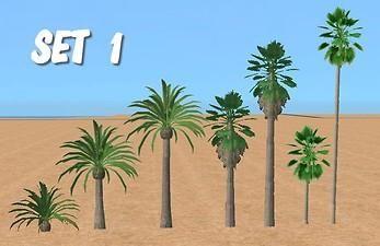 Mod The Sims - Alex_Stanton1983's palms for neighborhood
