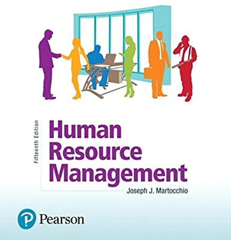 Pdf Free Human Resource Management 15th Edition What S New In Management By Human Resource M Money Book Free Pdf Books Ebook Pdf