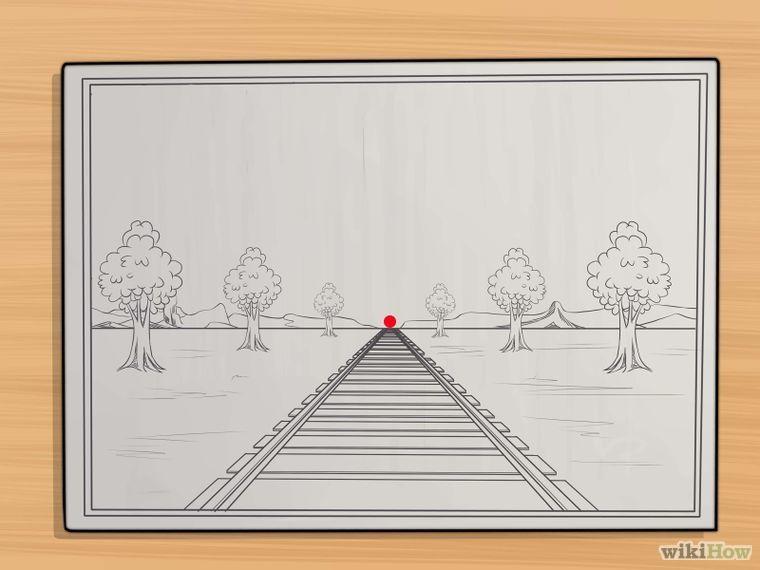 Dessiner en perspective perspective maniere et dessiner - Dessin en perspective d une maison ...