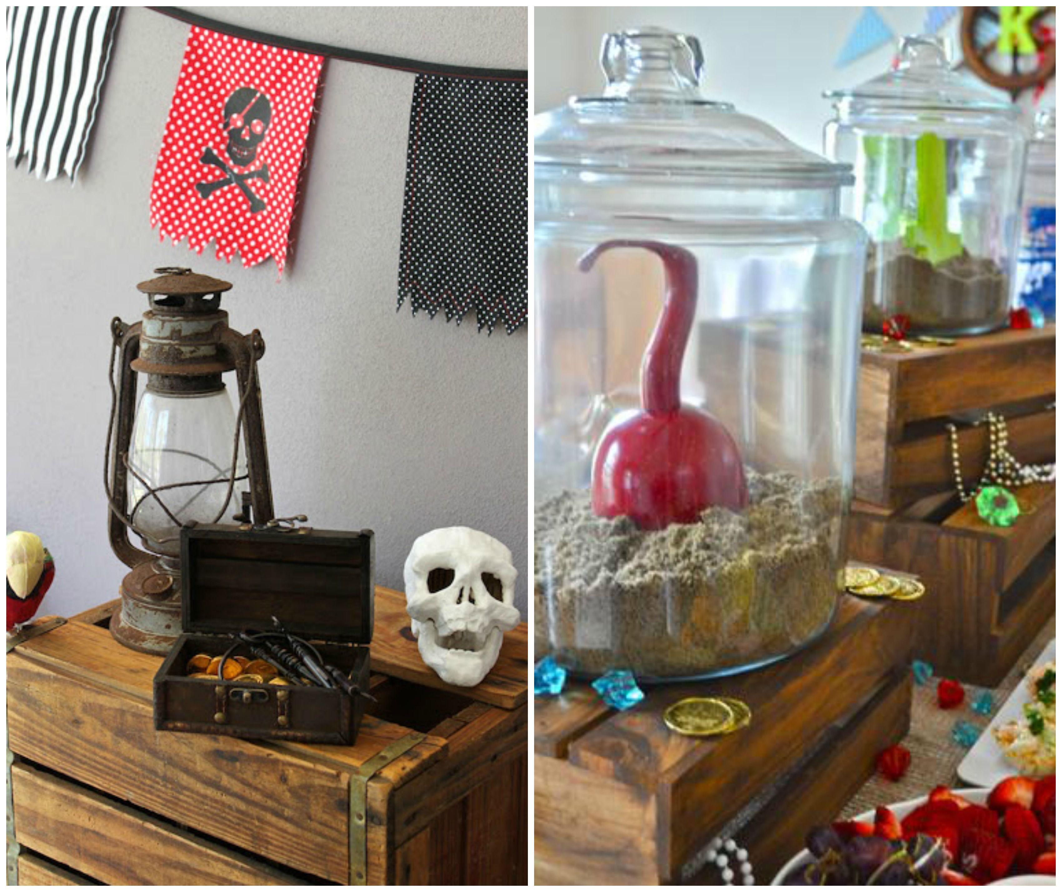 anniversaire enfant th me pirate anniversaire. Black Bedroom Furniture Sets. Home Design Ideas