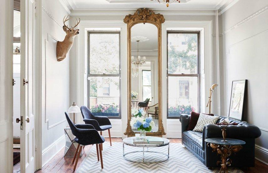 Beautiful Brooklyn Brownstone Brownstone Interiors Brooklyn