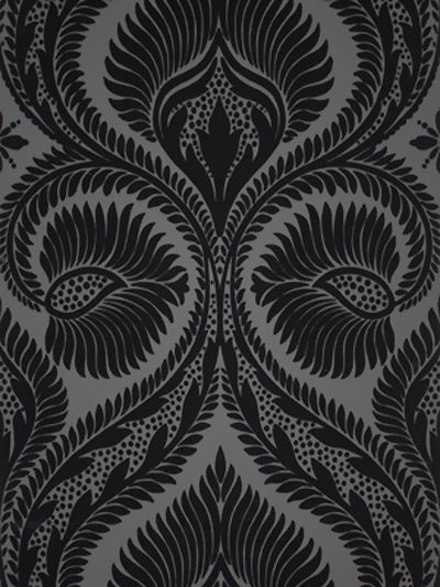 tapete dryden von osborne and little  black  englische