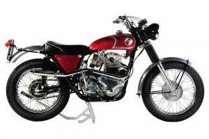 Image result for Norton Motorcycle, 1969's, red (Snortin' Norton) 750 PT SCRAMBLER