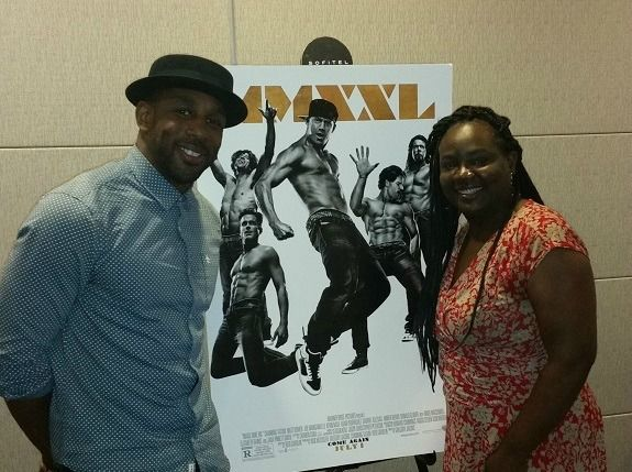 MAGIC MIKE XXL: Review and Interview with Stephen \