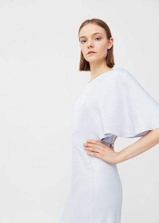 Длинное платье с разрезом - Женская   платья   Pinterest   Kleid mit ...