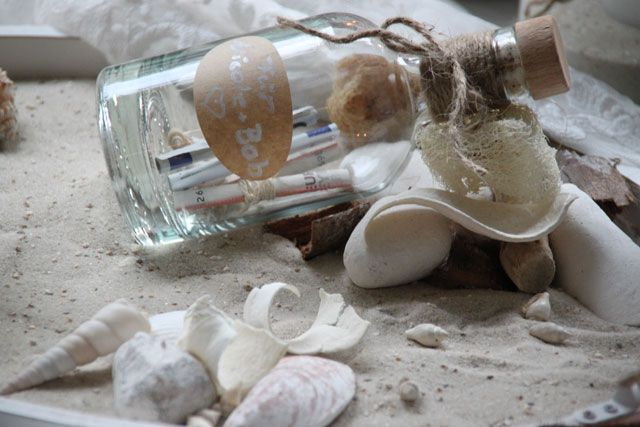 Hochzeit Wedding Decoration Strand Meer Maritime Hochzeit
