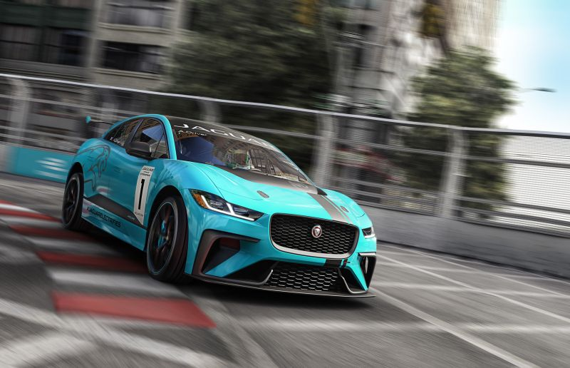 First Drive Jaguar I Pace E Trophy All Electric Cars Electric