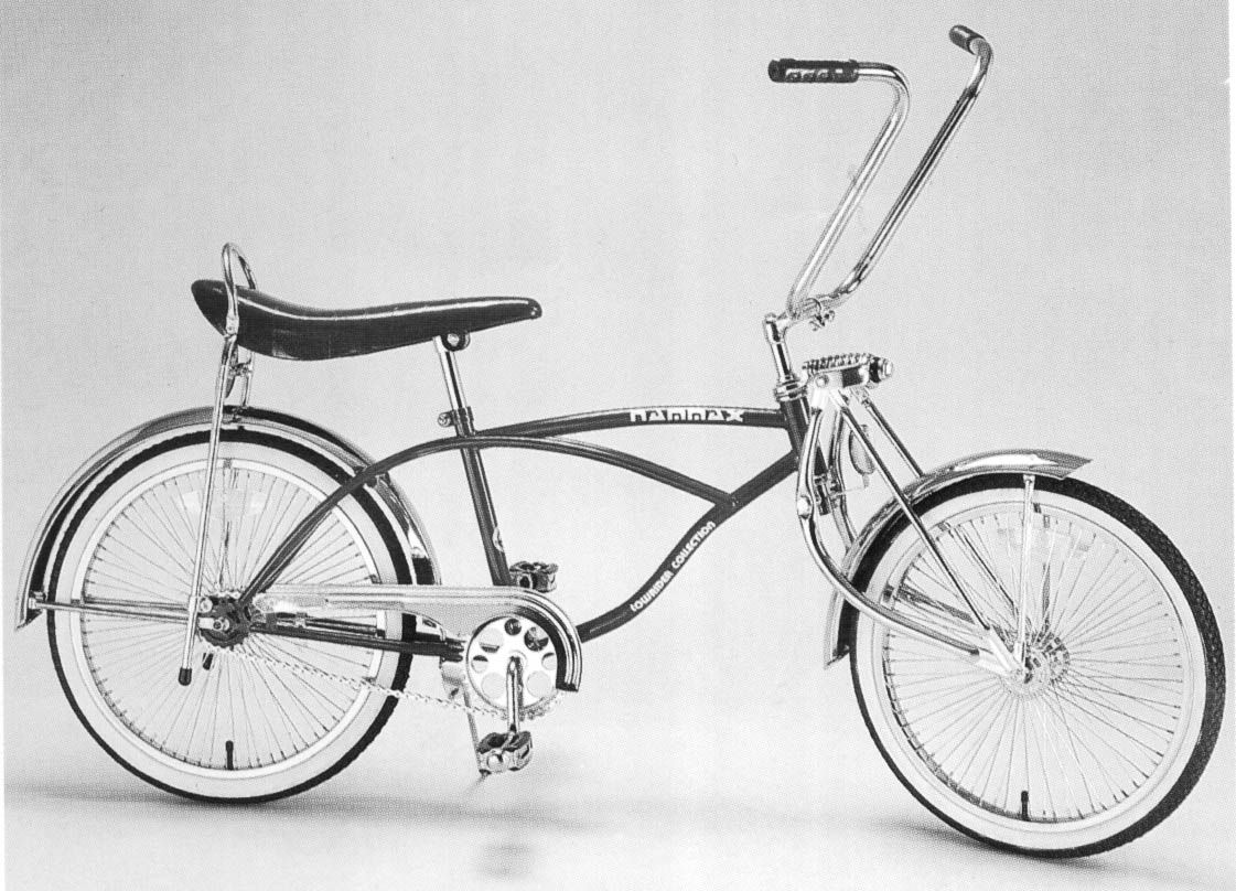 Lowrider Bicycle Parts Design Things Pinterest Low Rider