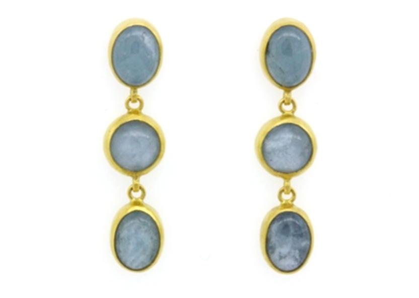 Gurhan One-of-a-Kind Aquamarine Drop Earrings yqV9v4w5D