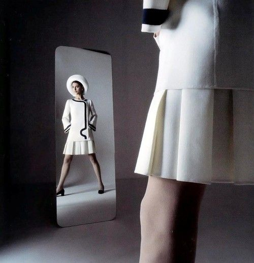 Benedetta Barzini Mila Schön Ad 1969 With Images