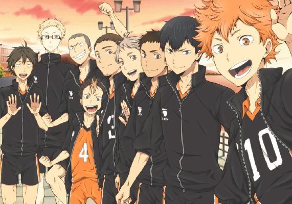 Which Member of Karasuno is Your Soulmate?