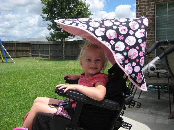 Wheelchair Canopies by Emmas Exquisite Canopies  sc 1 st  Pinterest & Wheelchair Canopies by Emmas Exquisite Canopies | Special needs ...