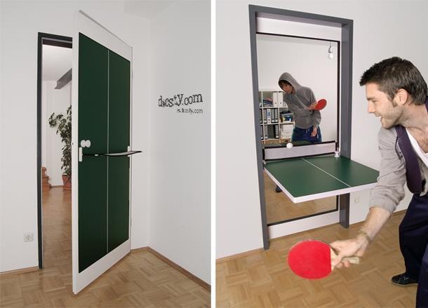 una #puerta muy entretenida, ideal para pisos de #estudiantes #universidad #LVSE