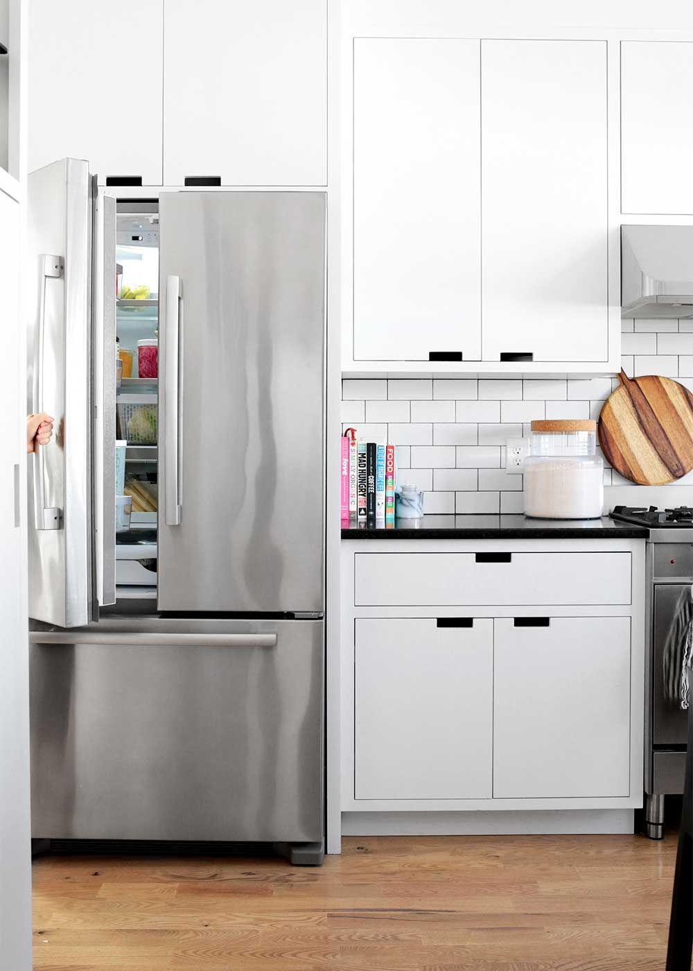 Minimalist Fridge With Images Minimalist Home Interior