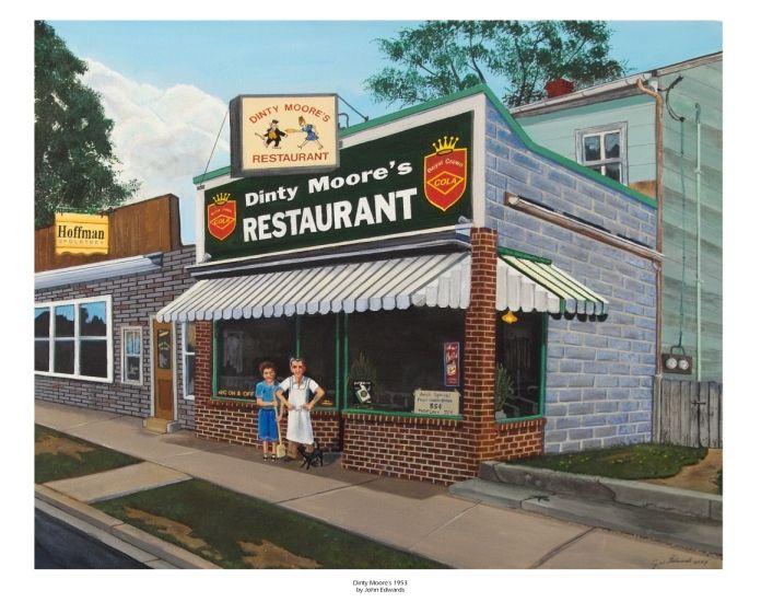 Dinty Moore S Restaurant Fredericksburg Va