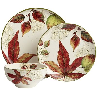 Asheville Dinnerware PIer One - Love this pattern for Thanksgiving - got one of the serving pieces  sc 1 st  Pinterest & Asheville Dinnerware PIer One - Love this pattern for Thanksgiving ...