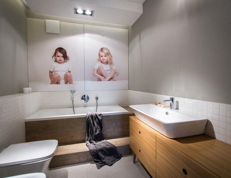 Fototapete Badezimmer ~ Kleinkinder fototapete über badewanne fototapete pinterest