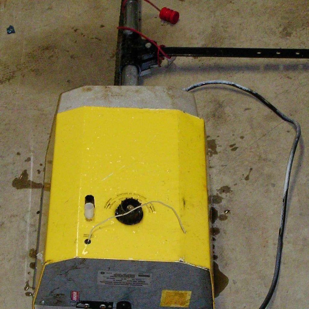 Stanley Garage Door Opener Adjustments