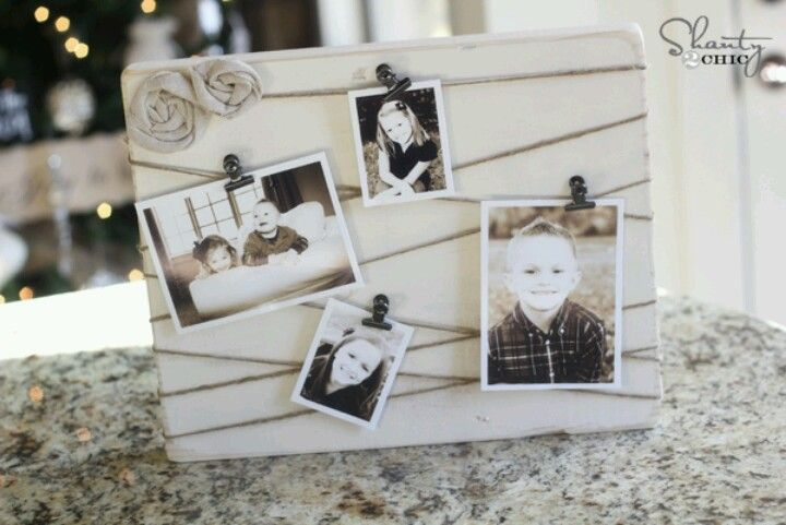 DIY.... CUTE IDEA!!