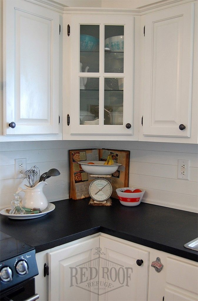 Red Roof Refuge Farmhouse Kitchen Makeover Faux