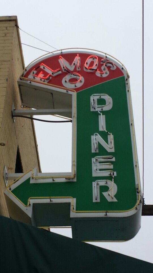Elmo S Diner Is A Durham Staple It S Very Kid Friendly In