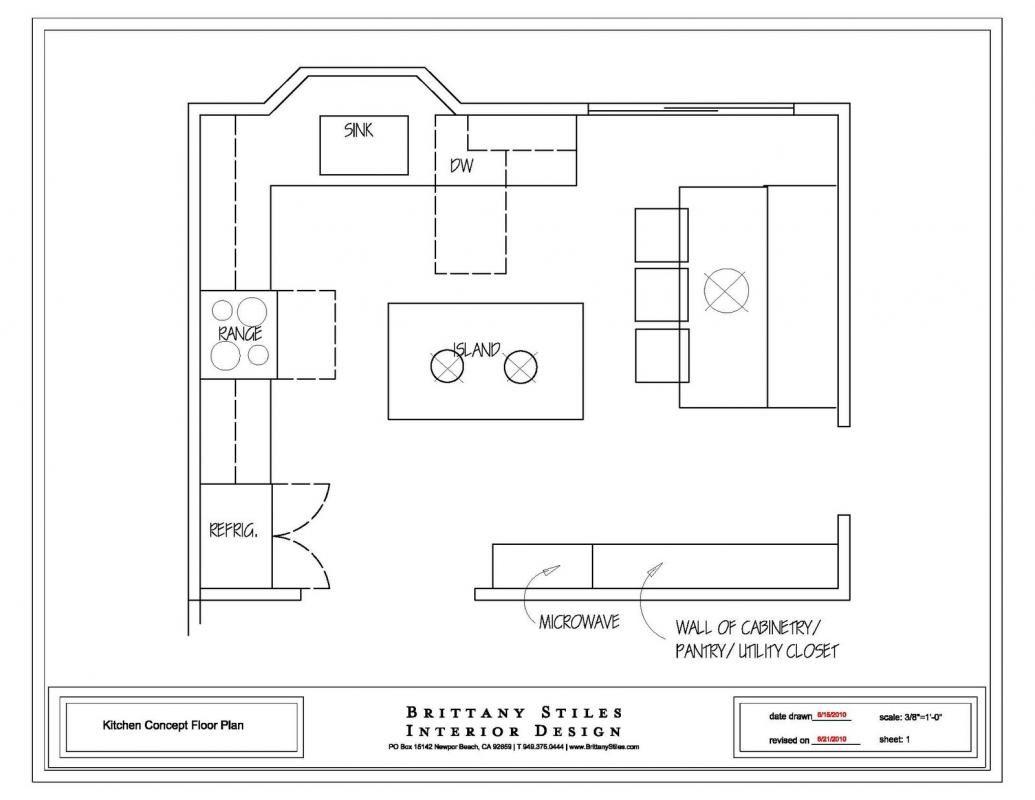 10 X 15 Kitchen Layout - Kitchen Design Ideas