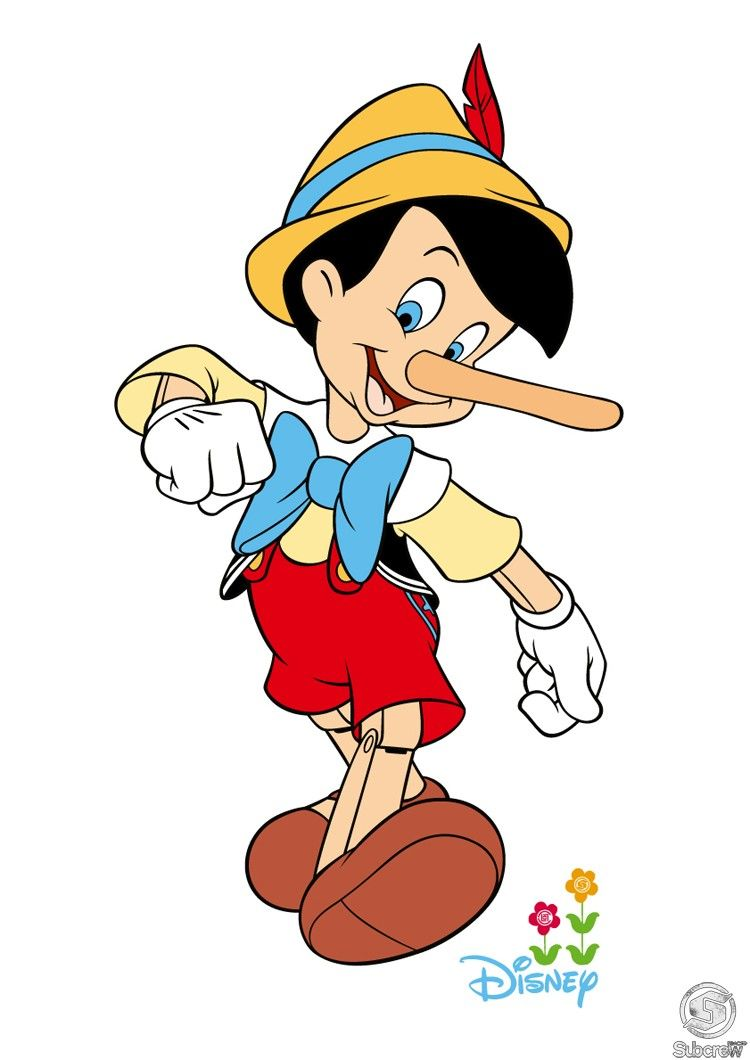 Pinocchio #disneycharacters